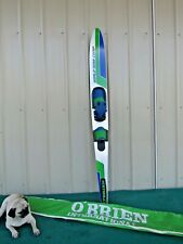 """Competition O'Brien World Team Comp Slalom Water Ski 67"""" with Travel Cover"""