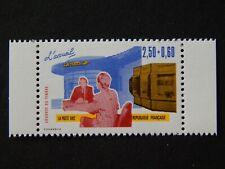 FRANCE 1992 JOURNEE DU TIMBRE N°2744 NEUF** SANS CHARNIERE