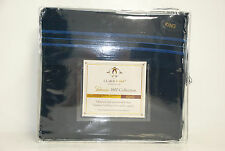 1800 Count Deep Pocket 4 Piece King Bed Sheet Set Navy Blue -- Clara Clark