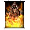 "Hot Japan Anime Goblin Slayer Art Poster Wall Scroll Home Decor 8""x12"" F200"