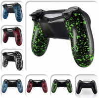 eXtremeRate Professional Textured Soft Rubber Handle Grips for Playstation 4 PS4 Slim//PS4 Pro Controller Improve The Grip and Comfort