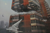 Jeremy Geddes - Fortress - 2015 - Signed and Numbered