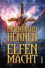 Elfenmacht von Bernhard Hennen (2017, Taschenbuch)