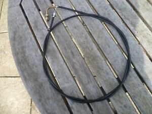 Mantis Tiller 2 stroke Throttle Cable