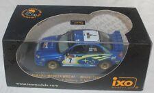 SUBARU IMPREZA WRC #7 WINNER CYPRUS RALLY 2003 SOLBERG  - IXO 1/43 NEUF