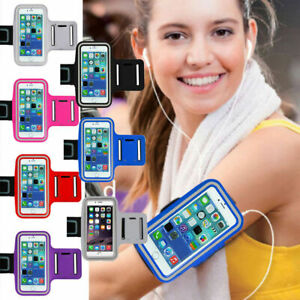 Running Arm Band Phone Holder Touchscreen Waterproof For iPhone 11 6 7 8 XR XS