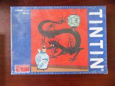 "Puzzle Tintin "" le Lotus bleu "" 100 pc. - 2002"