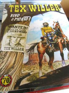 Tex Willer inedito n. 1 - Una nuova giovinezza - Sergio Bonelli editore