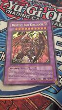Destiny End Dragoon - LODT-EN042 - Ultra Rare - 1st - M/NM Yugioh