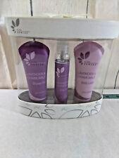 Lavender and Chamomile Five Senses Gift Set Body Lotion Spray Shower Gel