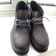 Paul Smith Men's Shoes Bryon Inox Dark Grey.New , Size 8.RRP £540