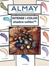 "Almay Eye Shadow Softies By Intense I-Color ""Choose Your Shade"""