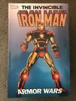 Invincible Iron Man TPB Armor Wars David Michelinie
