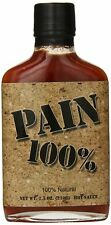 PAIN 100%  Hot Sauce - Pain Is Good - Original Juan -
