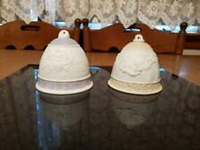 Collection (2) 1989,1993 Lladro Christmas Ornament Bells