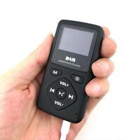 Personal Portable Pocket Digital FM DAB/DAB+ Radio+Earphone MP3 Bluetooth4.0 32G