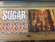 HUSKER DU - BOB MOULD - SUGAR 2 X UK CDs 1993/94