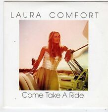(FG992) Laura Comfort, Come Take A Ride - 2014 DJ CD