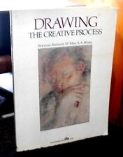 Drawing The Creative Process by Seymour Simmons and Marc S. Winer 1977 OOP