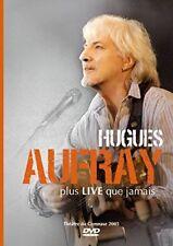 """DVD """"Hugues Aufray : Plus Live que jamais""""   NEUF SOUS BLISTER"""