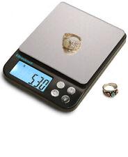Brecknell EPB-500 Jewelry Scale Pocket Balance 500 gram x0.01 gram, School/ Lab