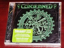 Condemned: Condemned 2 Death Two CD Set 2011 Bonus Disc Nuclear Blast NB USA NEW
