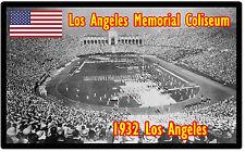 LOS ANGELES 1932  - SOUVENIR NOVELTY FRIDGE MAGNET - BRAND NEW - GIFTS