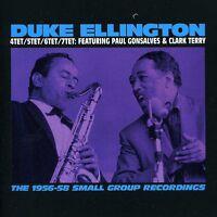 Duke Ellington - 1956 -58 Small Group Recordings [New CD] Bonus Tracks