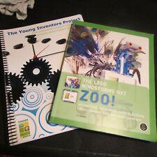 Lego Mindstorm Zoo NXT book plus extra