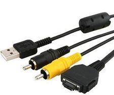 USB&AV TVOUT Cable VMC-MD1 For Sony camera  DSC-W130 DSC-W150 DSC-W170 DSC-W70