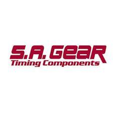 Engine Timing Belt S.A GEAR TB-226 fits 93-01 Honda Prelude 2.2L-L4