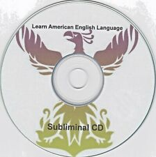 LEARN AMERICAN ENGLISH LANGUAGE TODAY - Learn To Speak Read Write SUBLIMINAL CD