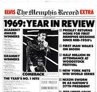 Elvis Presley - THE MEMPHIS RECORD - 23 TRACKS!  OOP ROCK