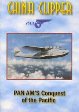 Pan Am China Clipper Pacific Conquest B-314 M-130 DVD