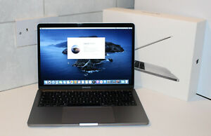 Apple MacBook Pro 13 A1708 2017 i5 2.3GHz 8GB 128GB SSD Catalina OS. Space Grey.