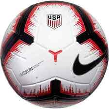 Nib $160 Nike Merlin Usa Official Match Soccer Ball Acc 2018/19 Psc657-100 Sz 5
