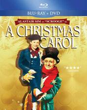 Christmas Carol 0089859905124 With Alastair SIM Blu-ray Region a