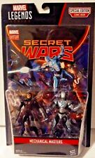 Marvel Legends Series Mechanical Masters 2-Pack with Comic Book New MOSC