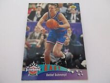 Carte NBA UPPER DECK 1992-93 ALL-STAR WEEKEND FR #12 Detlef Schrempf East