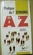Livre Pratique de l'Espagnol de A à Z  /H27