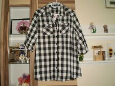 "Shirt ""Select"" Black  White Colour Size: 18 ( UK ) New With Tags"