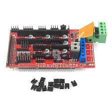 RAMPS 1.4 3D Printer Controller Shield Board for Reprap Prusa Mendel Arduino