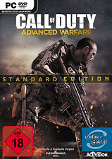 Call of Duty 11 Advanced Warfare Key - CoD 11 CDKey Steam Code [UNCUT][DE][PC]