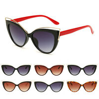 Fashion women Vintage Retro Cat Eye UV400 Sunglasses Eyewear Shades Eye Glasses