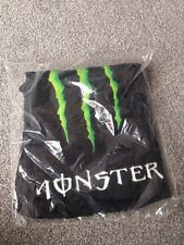 Monster Energy T Shirt Large NEW & SEALED FREE POSTAGE
