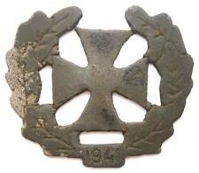 Original German WW2 Iron Cross w. Oak Leaves, Eisernes Kreuz mit Eichenlaub 1941