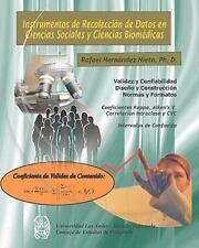 Instrumentos De Recolecci?n De Datos En Ciencias Sociales Y Ciencias Biom?dic...