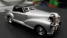 Vintage car retro grey silver TOY model 1/36 scaleNEWdiecast Car gift present