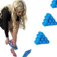 Adorox 100 Pcs (50pair) Shoe Covers Disposable (Standard) KCO111_1pk_ADX_FBA