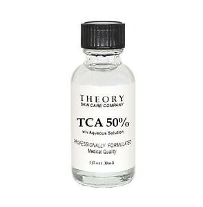 50% T CA Medium Depth Chemical Peel, 1 oz (30ml) Peel